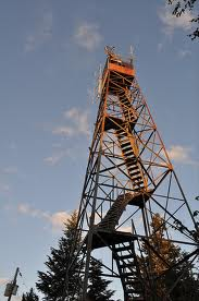 Mt Sterling fire tower